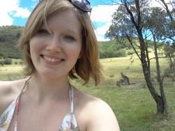Meg og kenguruer
